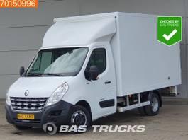 gesloten bestelwagen Renault 2.3 dCi 150PK Bakwagen Airco Trekhaak Tacho Koffer A/C Towbar 2012