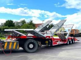 autotransporter oplegger KAESSBOHRER Truck Transporter