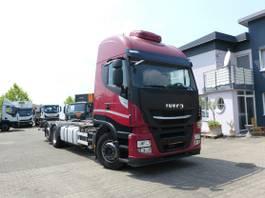 wissellaadbaksysteem vrachtwagen Iveco Stralis 260 AS260S46Y/FP-CM Mit.Lbw.1500Kg, 2017
