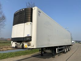 koel-vries oplegger Sor Fridge / Liftaxle / Steering / Carrier Vector 1850 / APK 2006