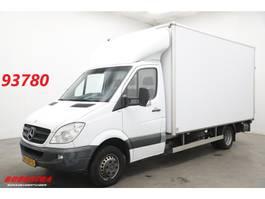 gesloten bestelwagen Mercedes-Benz 516 CDI Bak-klep LBW Airco Cruise 2013