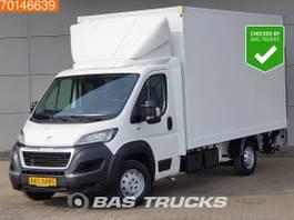 gesloten bestelwagen Peugeot 2.0 HDi 160PK Bakwagen Laadklep Airco Euro6 Koffer LBW A/C 2019