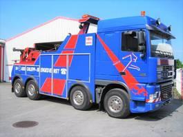 takelwagen-bergingswagen-vrachtwagen DAF XF 95 480 2000