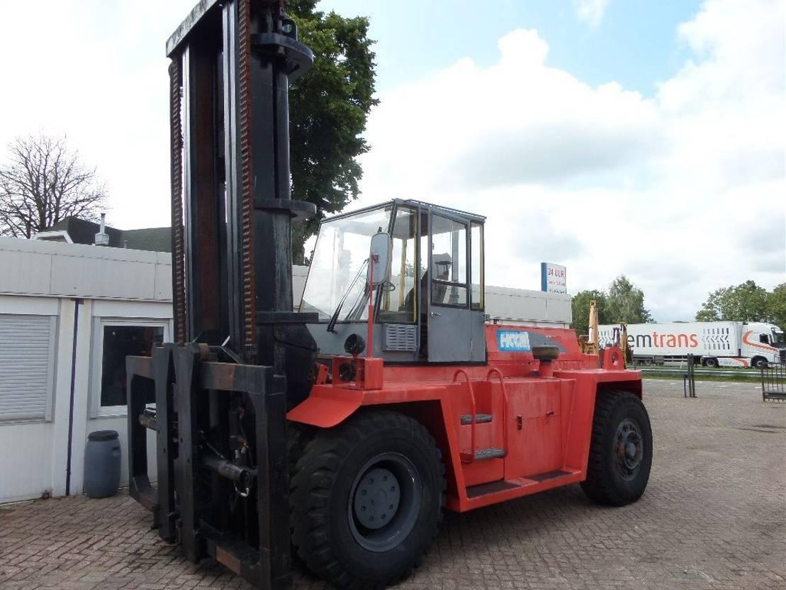 vorkheftruck Valmet TD18-120 1986