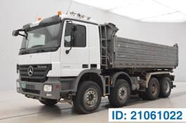 kipper vrachtwagen > 7.5 t Mercedes-Benz Actros 4146 - 8x4* 2007