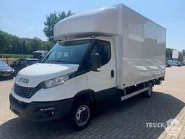 gesloten bestelwagen Iveco 40C18 2021