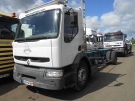 chassis cabine vrachtwagen Renault Premium 2001