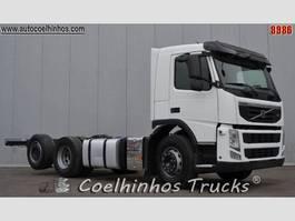 chassis cabine vrachtwagen Volvo FM 420 2013