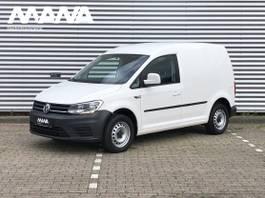 gesloten bestelwagen Volkswagen 2.0 TDI 102PK DSG AUTOMAAT Standkachel Airco Bluetooth Apple Carplay Nav... 2016
