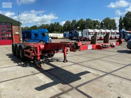 container chassis oplegger Broshuis Container Chassis | 45FT | Multi | SAF 2005
