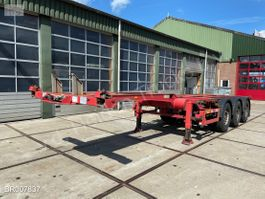 container chassis oplegger Broshuis Container Chassis | 45FT | Multi | APK 2006