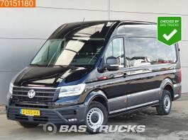 gesloten bestelwagen Volkswagen TGE 35.140PK L3H3 Navi Camera Cruise Airco Trekhaak Comfortstoel 11m3 A/... 2017
