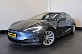 hatchback auto Tesla 90D 422 PK   FACELIFT   AUTOPILOT   PANO-DAK   LUCHTVERING   € 42.950,- Ex. 2016