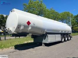 tankoplegger LAG Fuel 40000 Liter, 5 Compartments 2001