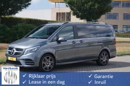 minivan - personenbus Mercedes-Benz 300d Lang Avantgarde AMG Edition 6/7/8 persoons Nappa, Comand, Burmester... 2021