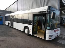 stadsbus MAN A20 2001