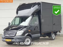gesloten bestelwagen Mercedes-Benz 314 CDI Bakwagen Laadklep Airco Gesloten laadbak Meubelbak A/C Cruise co... 2017