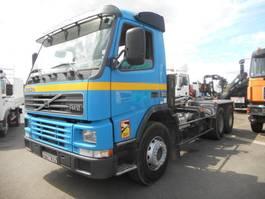 open laadbak vrachtwagen Volvo FM12 2001