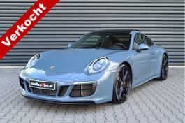 coupé wagen Porsche 3.0 Carrera GTS Grafietblauw - Panoramadak 2018