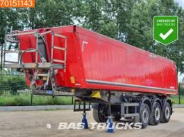 kipper oplegger Schmitz Cargobull SKI 24SL 34m3 3 axles 34m3 OkuSlide Kipper Liftachse 2016