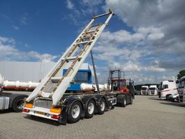 container chassis oplegger LAG O-3-39 KC 30-20 tipping 24 v 2008