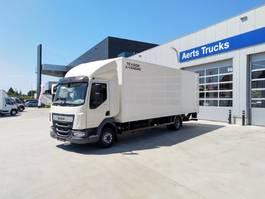 bakwagen vrachtwagen DAF LF 230 FA - 12t - Day Cab - AS-Tronic - DAF Connect (36m) 2021