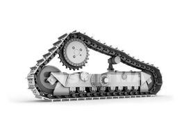 chassis equipment onderdeel Caterpillar D 7 R 2021