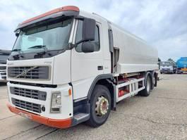 tankwagen vrachtwagen Volvo REF 723 2006