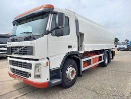 tankwagen vrachtwagen Volvo REF 724 2006