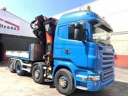 kraanwagen Scania R480 Palfinger 85002 JIB PJ 170 2007