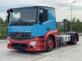 mega-volume trekker Mercedes-Benz Actros 1843LS 2015