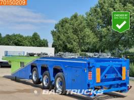 dieplader oplegger Faymonville ILO-3 Prefa-3HL 3 axles Innenlader 2x Liftachse BPW 2012