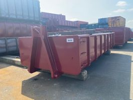 overige containers Vernooy half hoge container 8608