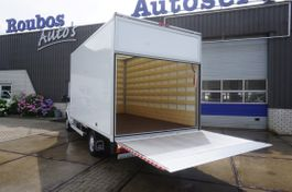 chassis cabine bedrijfswagen SAIC LWB Dhollandia Laadklep / City-box / Na aftrek 10% subsidie 2021