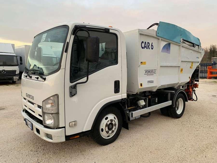 Isuzu - L35 N1R-85A 1