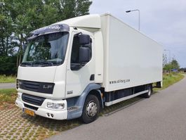 bakwagen vrachtwagen DAF 2012