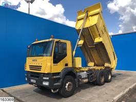 kipper vrachtwagen > 7.5 t Iveco 350 6x4, Manual, Steel suspension 2006