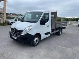 kipper bedrijfswagen Renault Master 2016