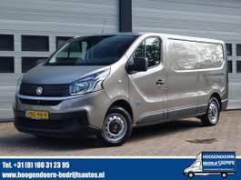 gesloten bestelwagen Fiat 1.6 MJ 120 pk EU6 L2 Lang - Navi - Trekhaak 2019