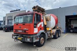 betonmixer vrachtwagen Iveco Active Day, Euro 1 1994
