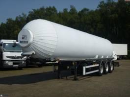 tankoplegger Robin e CO2 gas tank steel (R28.6BN) 25.9 m3 + pump/counter 2003
