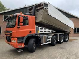 kipper vrachtwagen > 7.5 t Ginaf X 4446TS 410 8X8 EURO 5 Manual 24m3 Isolated 2007