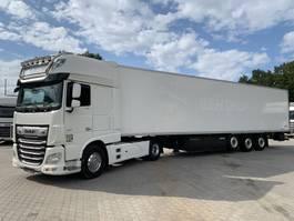 koel-vries oplegger Kögel S24 Carrier Vector 1550, Double stock, Liftachse, Alcoa - TOP 2018