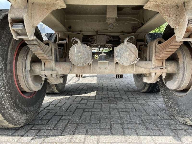 Benalu - Alu kipper 2 axle drum and steel suspension 4
