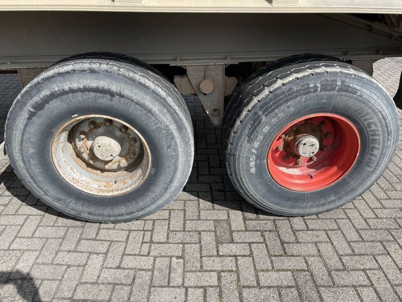 Benalu - Alu kipper 2 axle drum and steel suspension 3