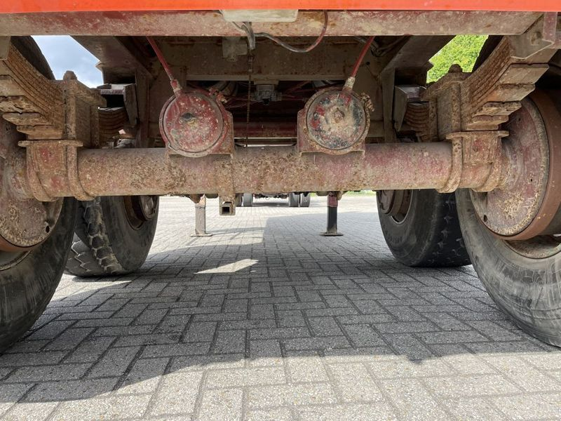 Kaiser - 2 axle steel tipper drum brakes and steel suspension 7