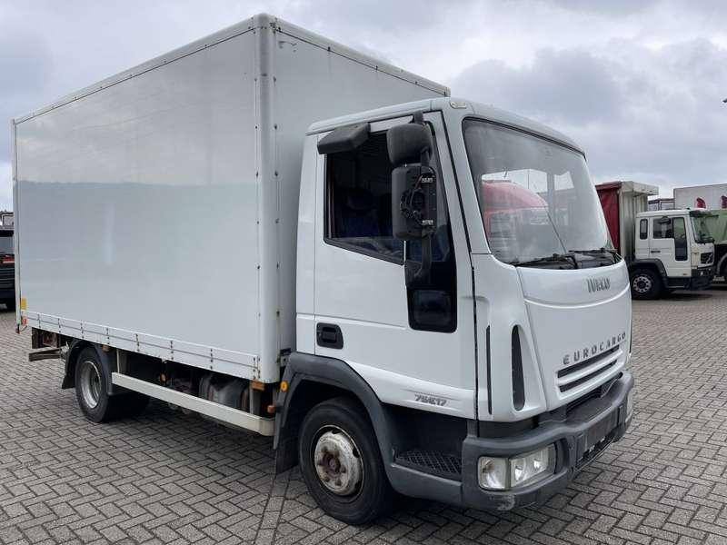 Iveco - E17 bakwagen plus laadklep 1