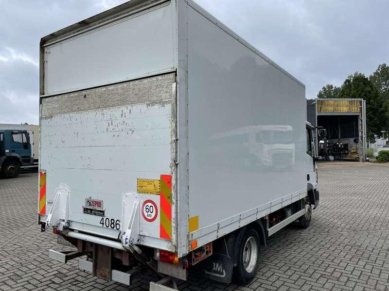 Iveco - E17 bakwagen plus laadklep 6