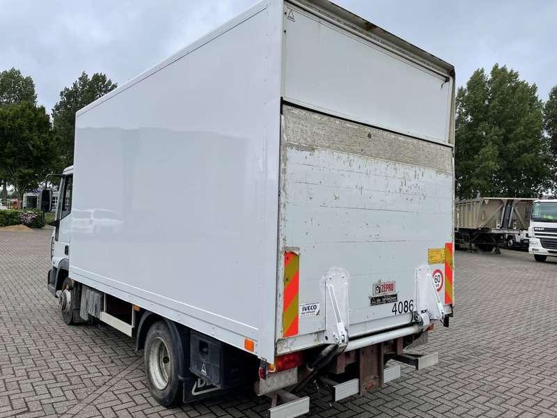 Iveco - E17 bakwagen plus laadklep 5