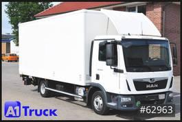 gesloten bestelwagen MAN 07/2022 4x TGL 8.190 BL, LBW, AHK Luft, TÜV Neu 2019